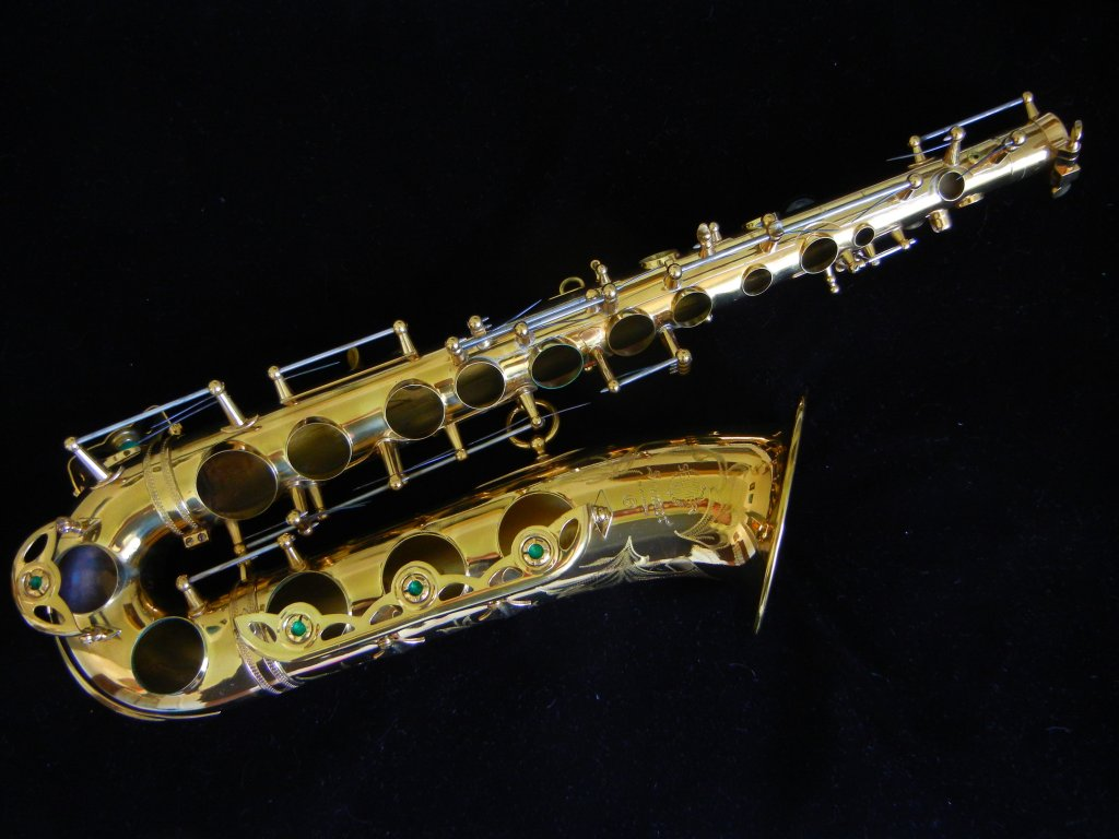 Selmer Mark VI low A